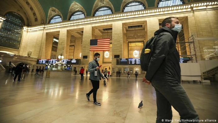 بزرگترین ایستگاه قطار جهان / عکس ایستگاه نیویورک