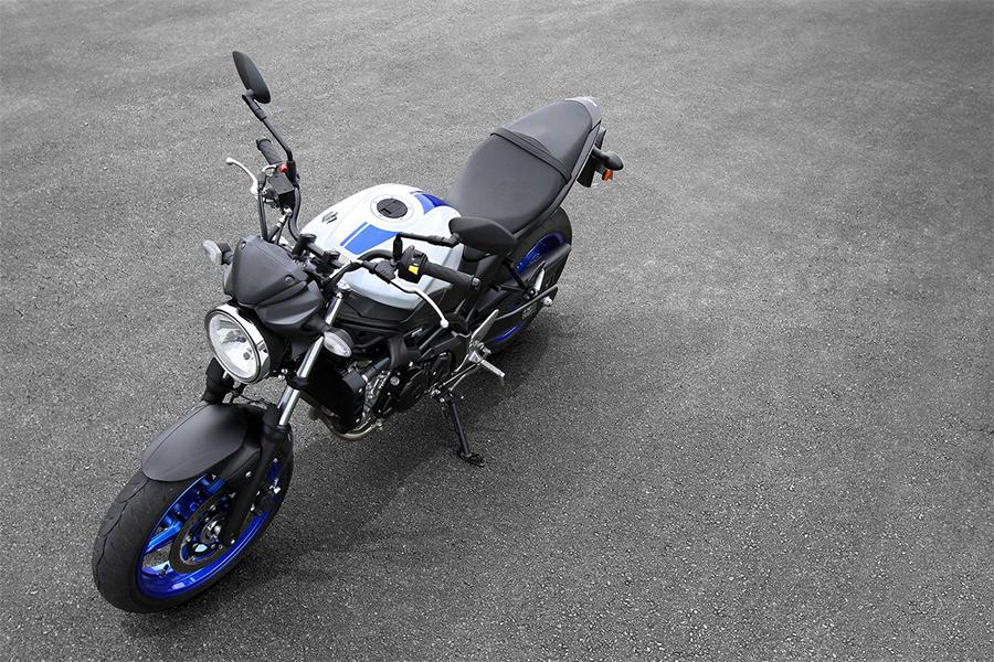 کلاس بندی موتورسیکلت ها (Standard (Naked
