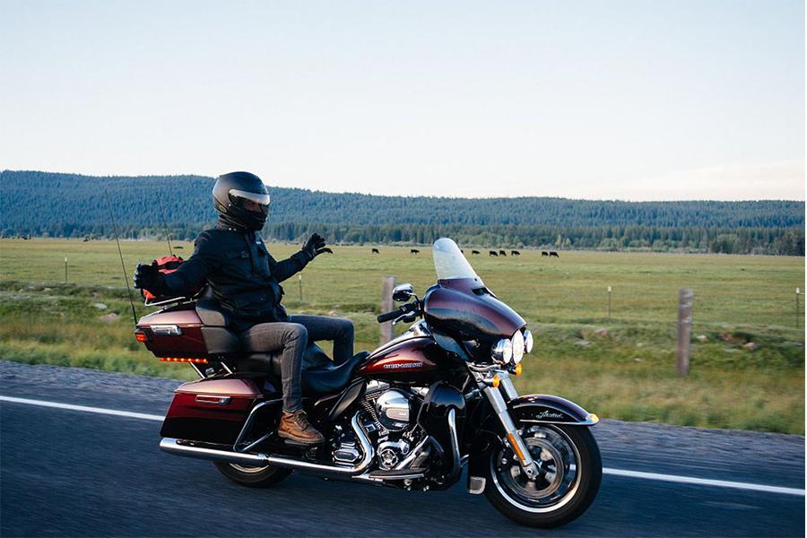 کلاس بندی موتورسیکلت ها Touring
