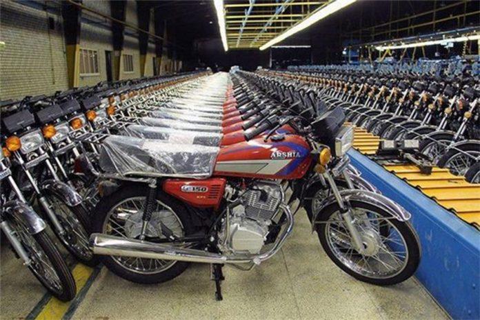 افزایش قیمت هوندا 125