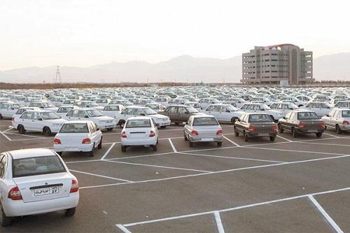 مشکل خودروهای تکمیل نشده در انبار خودروسازان چیست؟