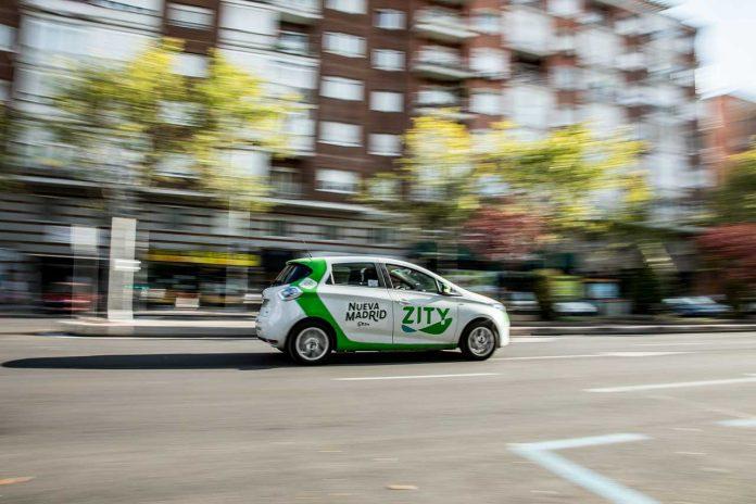 خودروهای برقی در اسپانیا بیش از صد درصد رشد فروش دارند.