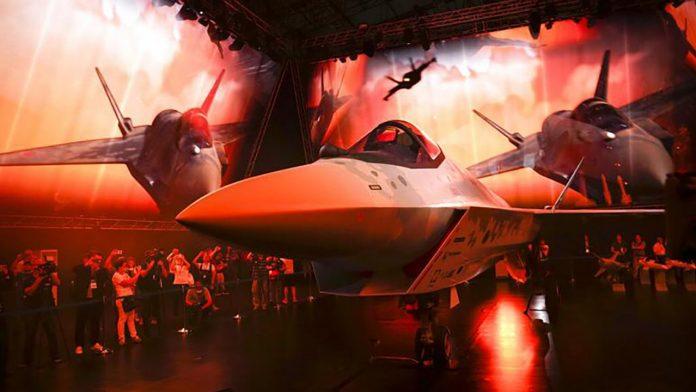 چکمیت / جنگنده نسل پنجم روسیه