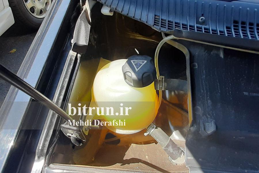 مشخصات موتور XU7 پلاس موتور پژو پاری ایران خودرو