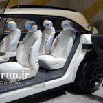 کراس اوور اسمارت در نمایشگاه خودرو مونیخ