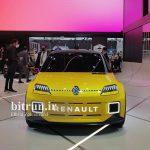 رنو 5 جدید در نمایشگاه خودرو مونیخ
