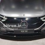 مرسدس بنز EQE 350 در نمایشگاه خودرو مونیخ