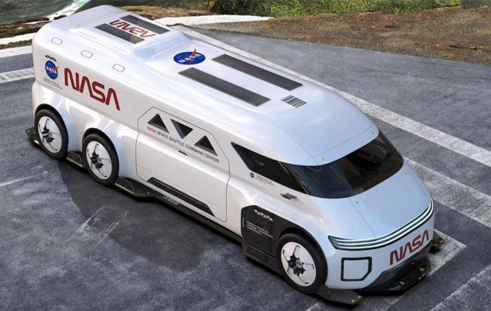 خودروی آینده ناسا Artemis