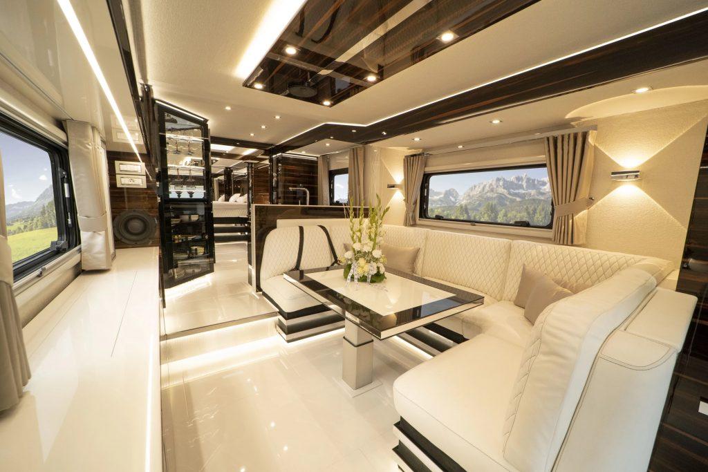 گران ترین خانه متحرک جهان رونمایی شد